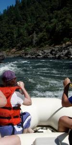 Rogue River Rafting 2011